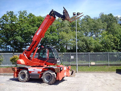 Manitou Telehandler Category J7