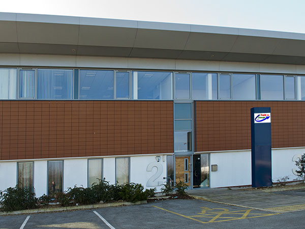 Our office in Ellesmere Port